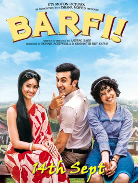 New Movie Release - Barfi, The Mist Awaited to Release On ...